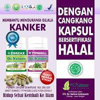 obat herbal kanker denature