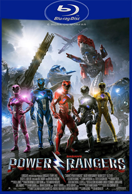 Power Rangers (2017) Web-Rip/ Web-DL 720p/ 1080p Torrent Dublado/ Dual Áudio 5.1