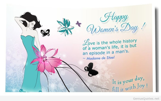 {**150+ Happy**} Women's Day 2017 Quotes, Wishes, Message For Wife, Girlfriend, Sister, Daughter & Mother