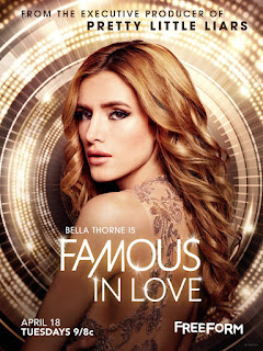 Famous in Love Series Poster
