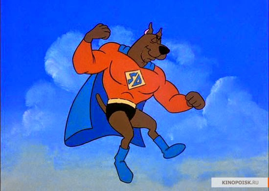 Scooby-Doo em Hollywood