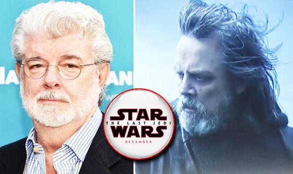 George Lucas tidak terkesan dengan produksi Star Wars the Last Jedi