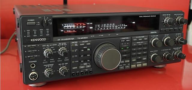 Kenwood TS-950SDX Transceiver Receiver