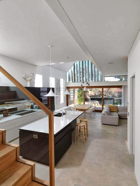 contemporay passive energy interior
