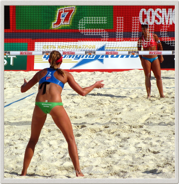 Lisa Rutledge vs Sara Montagnolli at Moscow Grand Slam 2011