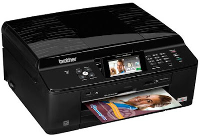 DW with only superficial differences manages to largely match expectations for any Brother Brother MFC-J825DW Printer Driver Download