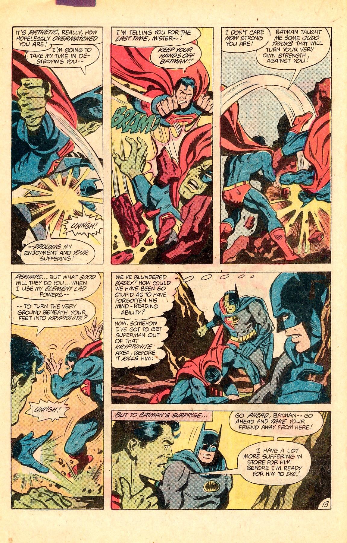 Read online World's Finest Comics comic -  Issue #283 - 18