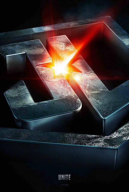Justice League Teaser Theatrical One Sheet Movie Poster