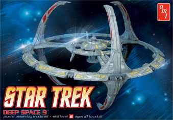The Trek Collective: Latest model kits from AMT