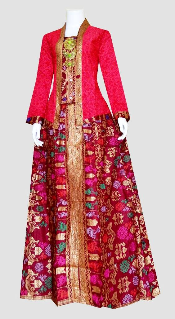 Contoh Baju Batik Untuk Wanita Gemuk Force Id
