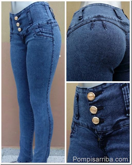 Moda colombiana, Moda coopel, pantalones para gorditas