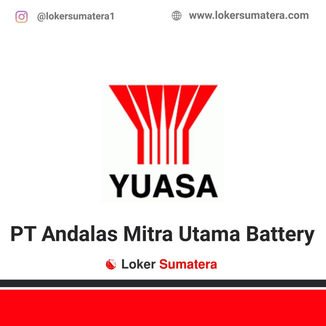 Lowongan Kerja Padang: PT Andalas Mitra Utama Battery Juni 2020