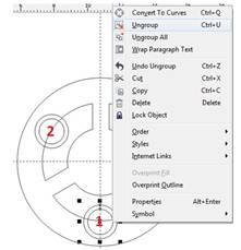 Ilmu Desain Grafis: Tutorial Corel Draw