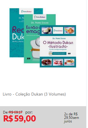 Resenha Dos Livros Dieta Dukan Projeto Magrass