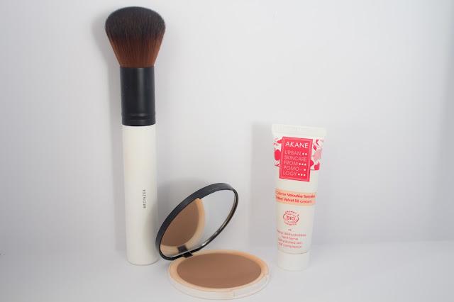 maquillage du teint bb creme bronzer akane lily lolo