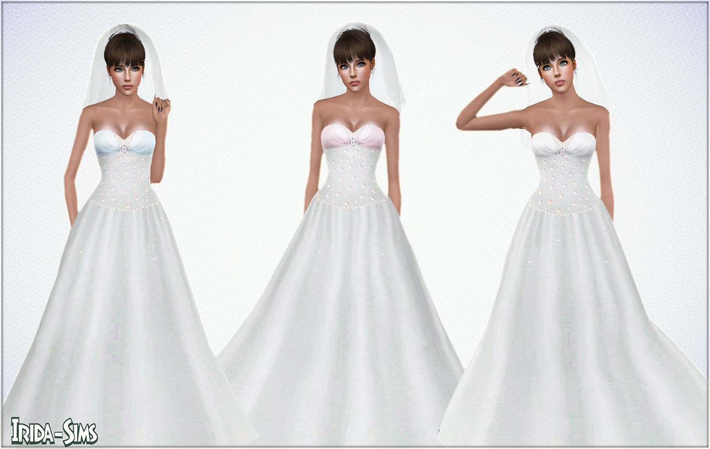 Sims 4 Bridesmaid Dresses