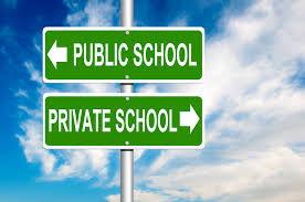 kampus negeri dan swasta