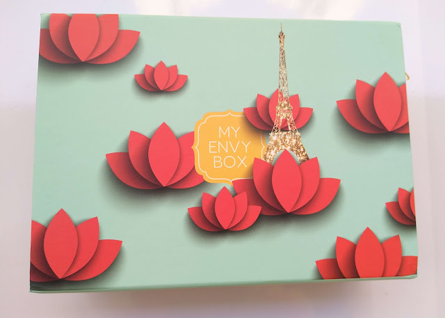 My Envy Box February 2017 Box