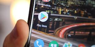Mencoba Aplikasi di Google Play Store