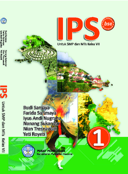 Download Buku Siswa KTSP SMP Dan MTs Kelas 7 IPS