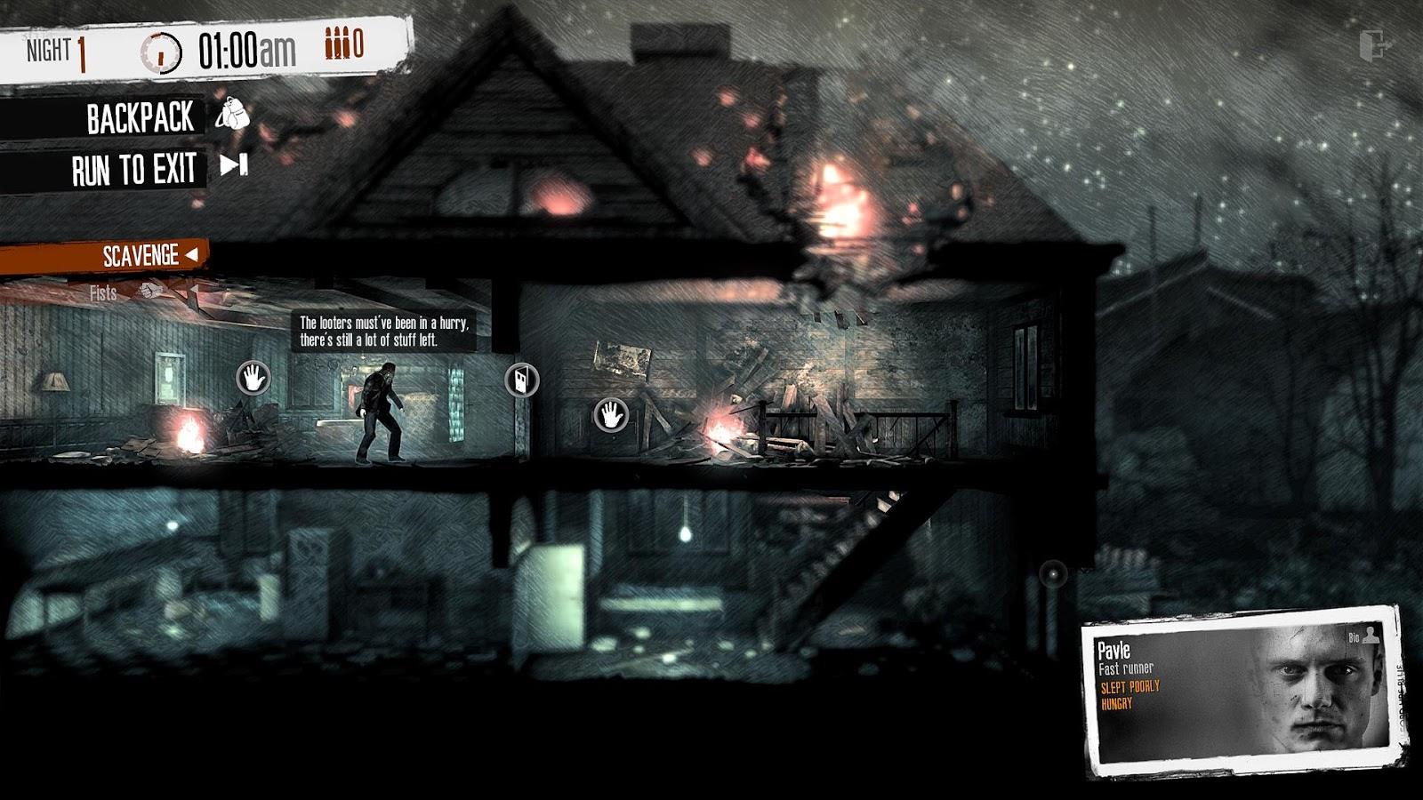 This War of Mine - PC İçin Mükemmel Hayatta Kalma Oyunları