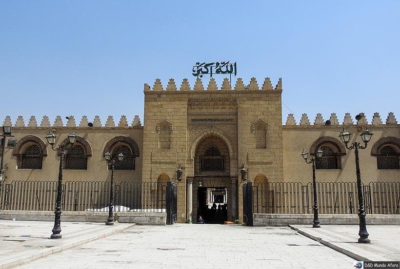 Mesquita de Amir Ibne Alas - O que fazer no Cairo, Egito