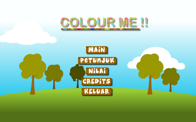 Game colour me