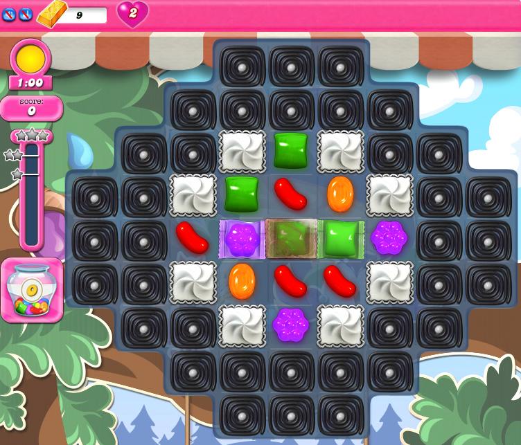 Candy Crush Saga 1674