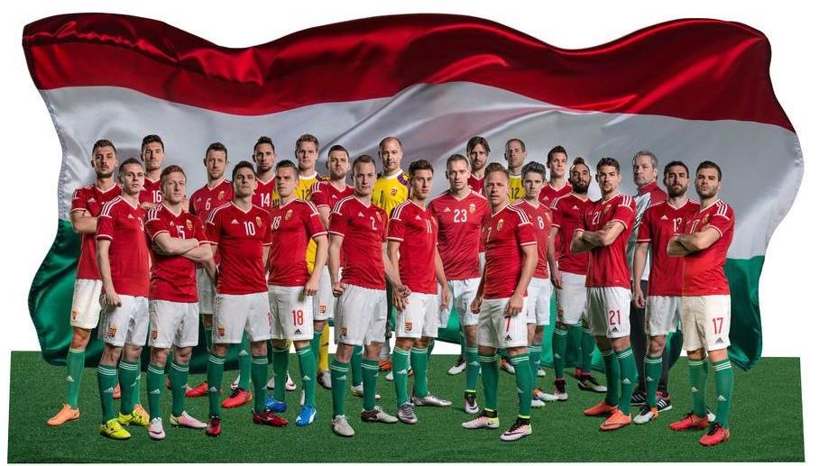 178371e41 La nuova maglia Home dell'Ungheria per la competizione continentale è  basato sul modello Mi Morona 15 del marchio tedesco Addas.