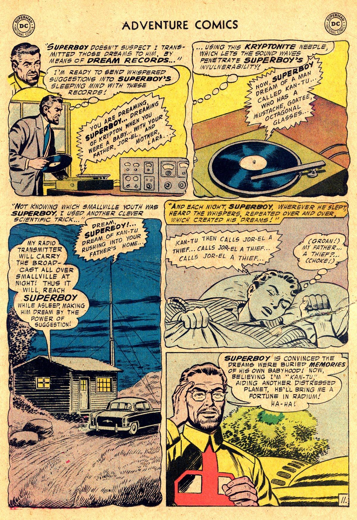 Read online Adventure Comics (1938) comic -  Issue #238 - 13