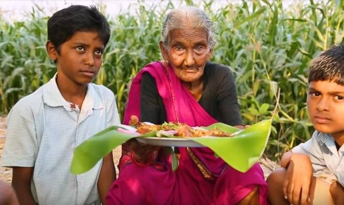 106-year-old World's Famous Women Chef Mastanamma is No More!