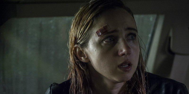 zoe kazan the monster