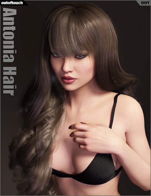 Antonia Hair