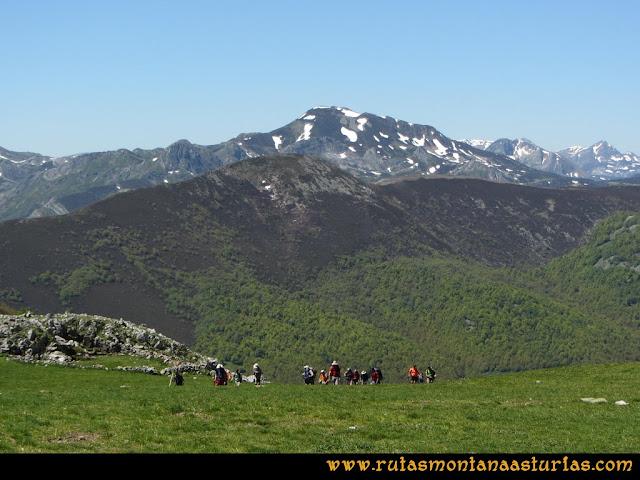 Transcantábrica Tarna-Ponga: Subiendo a Mascaredo