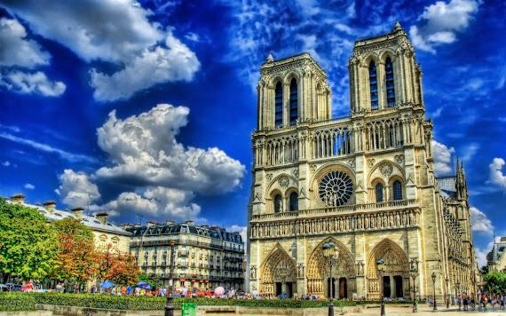 Katedrala Notre Dame download besplatne pozadine za desktop 1440x900