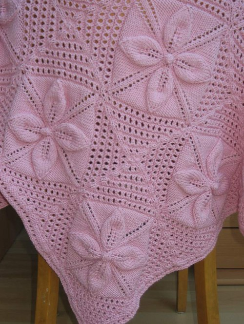 Princess Pram Cover - Free Pattern