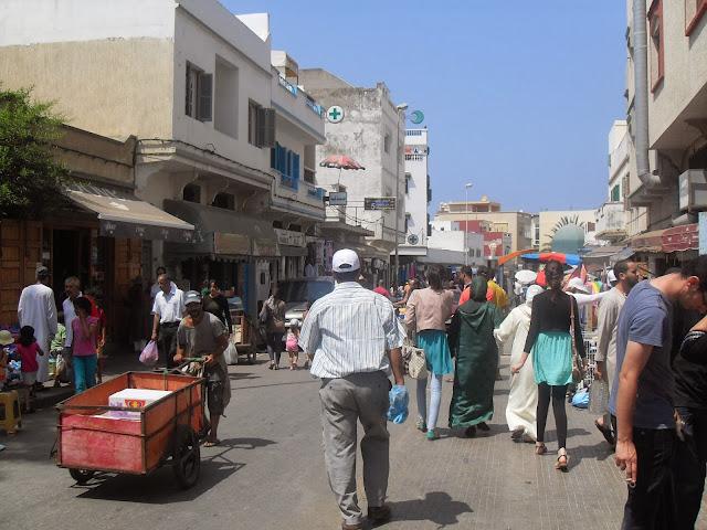 Calles de Asilah