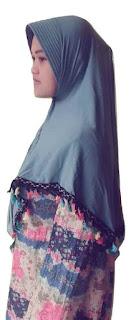 jilbab bontang