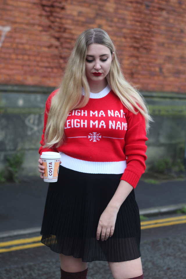 prettylittlething.com xmas jumpers 2017