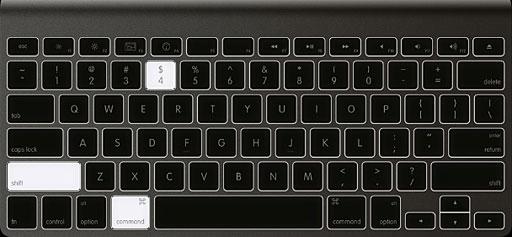 BiApp - 蘋果應用室: Mac 鍵盤簡易擷取螢幕畫面 小技巧