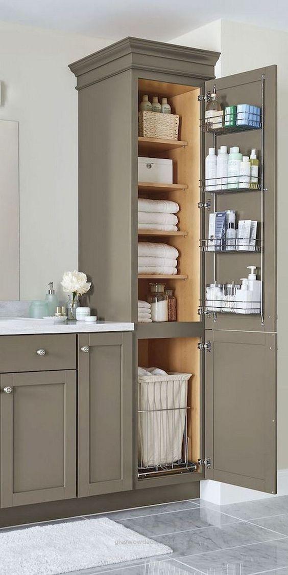 40 clever bathroom storage ideas - decor units
