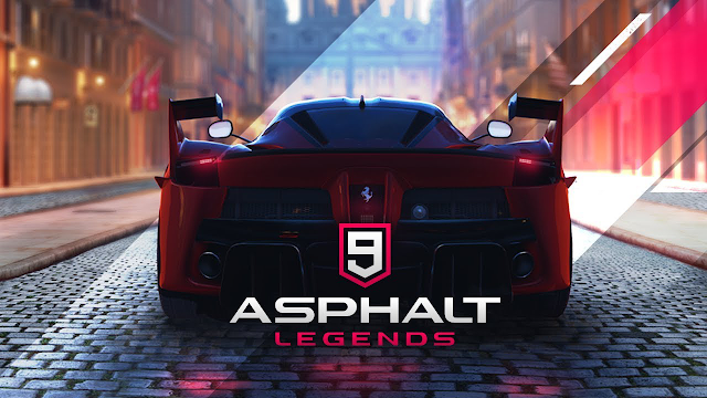 Gameloft Asphalt 9 Legends va fi lansat în curând și pe Android