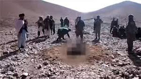 22-Year Old Woman Stoned To Death By Taliban Insurgents Over Adultery