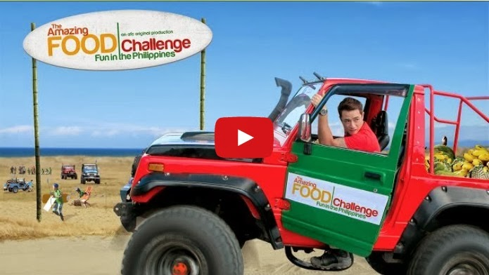 The Amazing Food Challenge on AFC