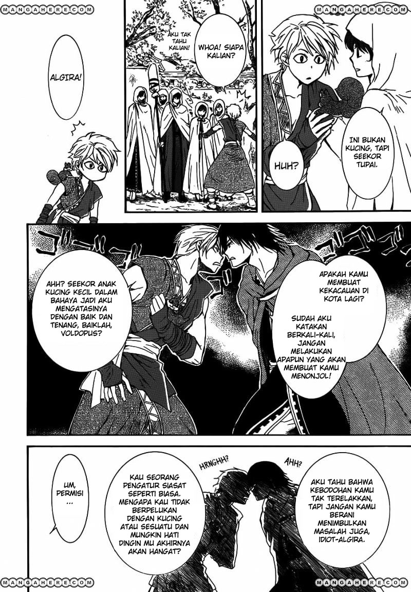 Dilarang COPAS - situs resmi www.mangacanblog.com - Komik akatsuki no yona 127 - chapter 127 128 Indonesia akatsuki no yona 127 - chapter 127 Terbaru 20|Baca Manga Komik Indonesia|Mangacan