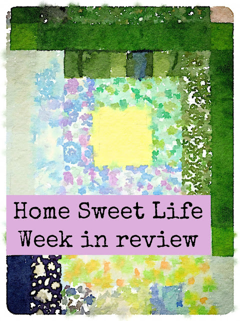 homeschool week in review, Scripture Writing, homeschooling High School