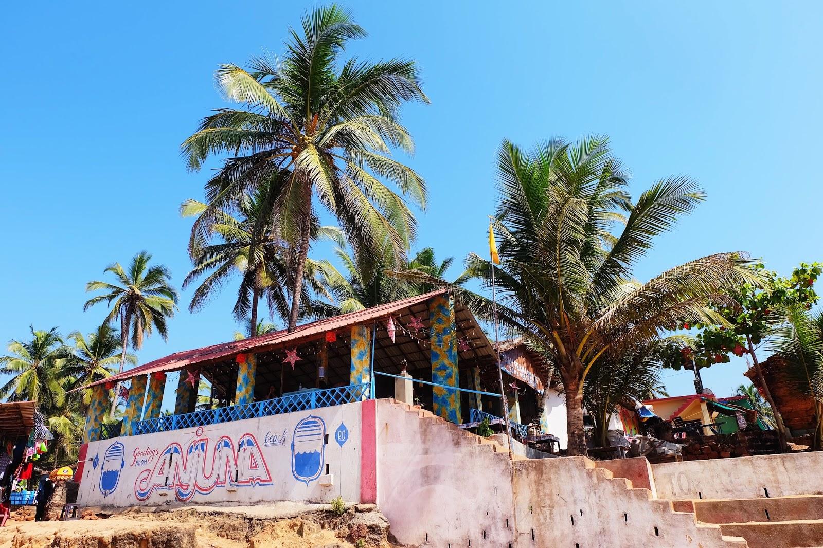 Anjuna Goa