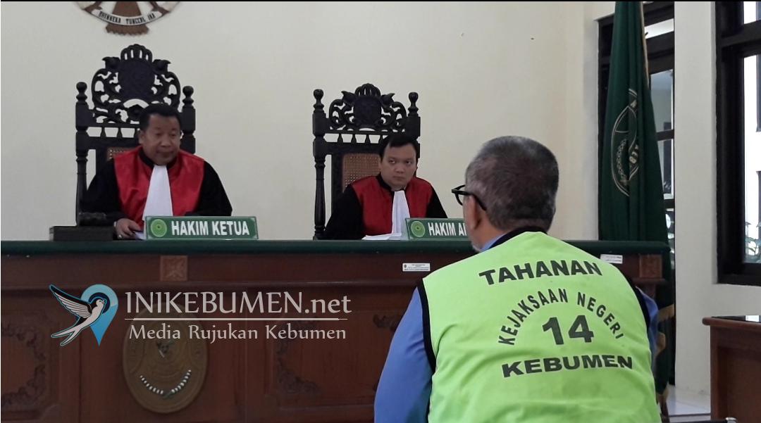 Ketua KONI Kebumen Jalani Sidang Perdana Kasus Pencemaran Nama Baik