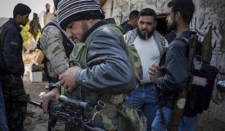 Tillerson met Syrian opposition