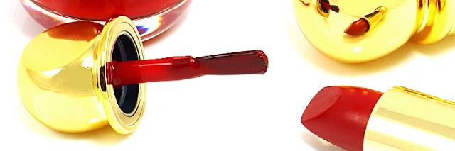"<span style=""font-size: large;"">Luxuriöses Gold und klassisches Rot </span> <br>Die Dior Weihnachtskollektion A State of Gold"